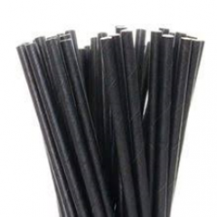 Individually-Wrapped-Paper-Straws-Black