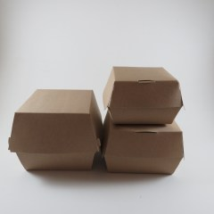 Eco Hamburger Box